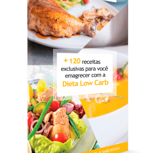 120 Receitas Low Carb
