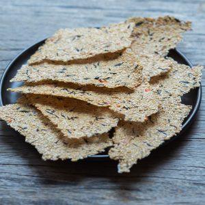 desidratador - crackers